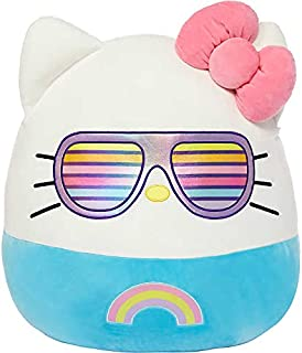 """20"""" Sunglasses Hello Kitty Squishmallows, Huggable Plush Toys, Squishmallows 
