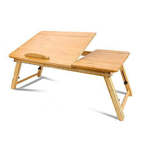 ZLL kleine bureau opklaptafel - laptop bureau bed kleine tafel multifunctionele artefact tillen tafel bureau slaapzaal gebruik kind opklapbare bed tafel