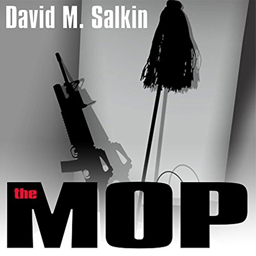 The MOP audiobook cover art