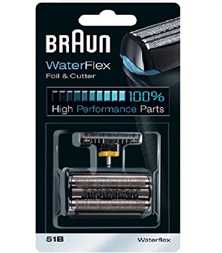 Braun Series 5 Combi 51b Foil And Cutter Replacement Head Pack 1 Count Series 5 Combi 51b Foil And Cutter Replacement Head Pack 1 Count by P&G