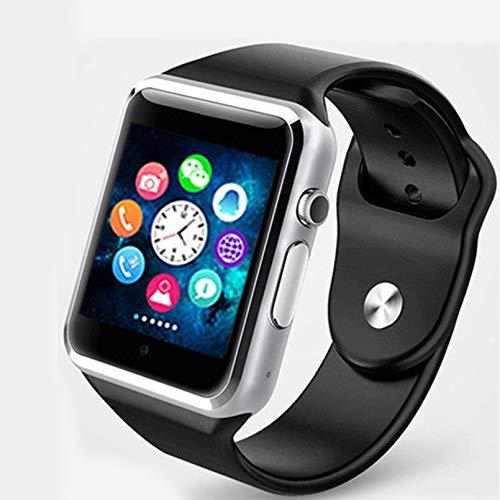 sahnah A1 Professional Smart Wrist Watch 2G SIM TF Camera Waterproof GSM Phone Large-Capacity SIM SMS