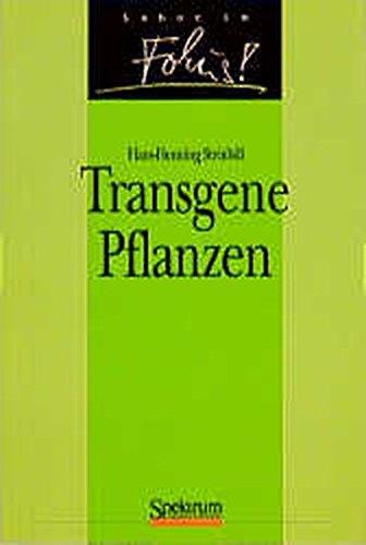 Transgene Pflanzen
