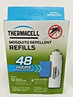 When heated in any ThermaCELL appliance, the ThermaCELL Mosquito Repellent Refill effectively repels mosquitoes, black flies, The repellent, allethrin, is a synthetic analog (chemical copy) of a naturally occurring insecticide, pyrethrin, found in th...
