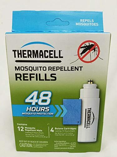 ThermaCELL - Recambio repelente de mosquitos (48 horas)