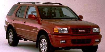 Amazon com: 1998 Isuzu Rodeo Reviews, Images, and Specs