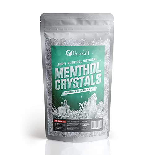 Pure Menthol Crystals