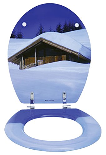 MSV WC-Sitz, Blau