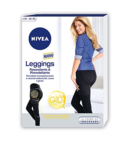Leggings Body Reshaping and Firming Q10 Size L-XL 46-50