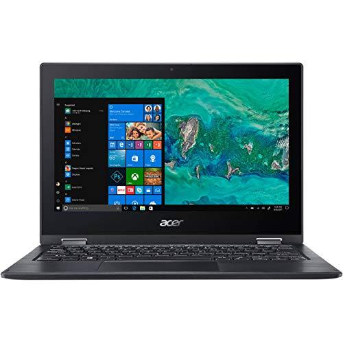 Acer Spin 1 11.6' Laptop Intel Pentium Silver 1.10 GHz 4GB Ram 64GB Flash W10H (Renewed)