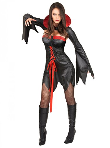 Costume vampiro sexy donna Halloween Small