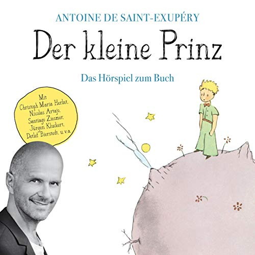 『Der kleine Prinz. Das Hörspiel zum Buch』のカバーアート