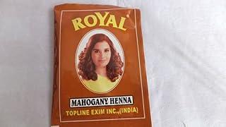 Royal Mahogany Henna Powder Dye