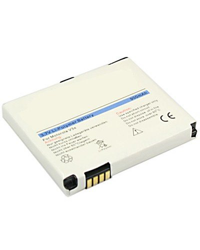 cellePhone Akku Li-Polymer kompatibel mit Motorola MOTOROKR E6 - MOTORAZR V3x - SLVR L7 L7c L7e L7i L9 L71 L72 (Ersatz für BC60 BK60)