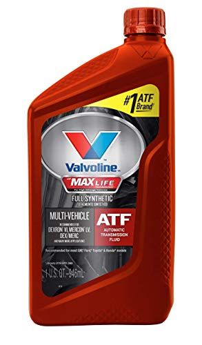 VALVOLINE MaxLife Full Synthetic Multi-Vehicle Automatic Transmission Fluid 32 fl. oz.
