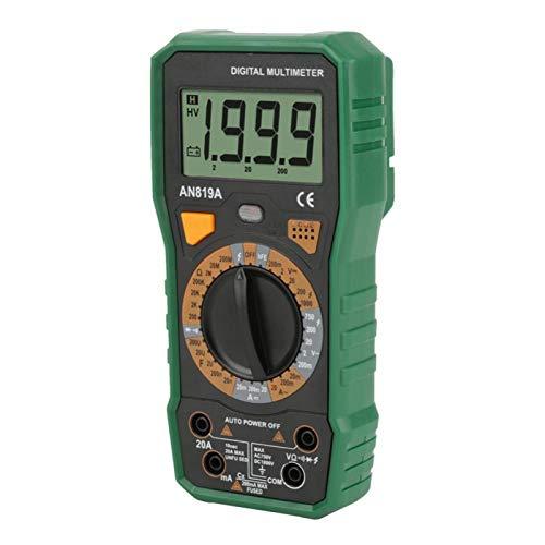 DC AC Tensione Corrente Termocoppia Termometro Amperometro portatile Multimetro Volt Ohm Meter per laboratori per la casa(#2)