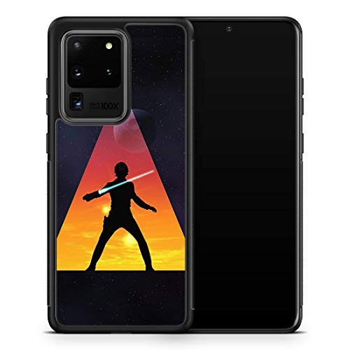 Inspired by Luke Skywalker Star Wars Samsung Galaxy S21 Ultra S10 5G Case Galaxy S20 S10 S9 S8 Plus Jedi Minimalist S10e Phone Cover M25