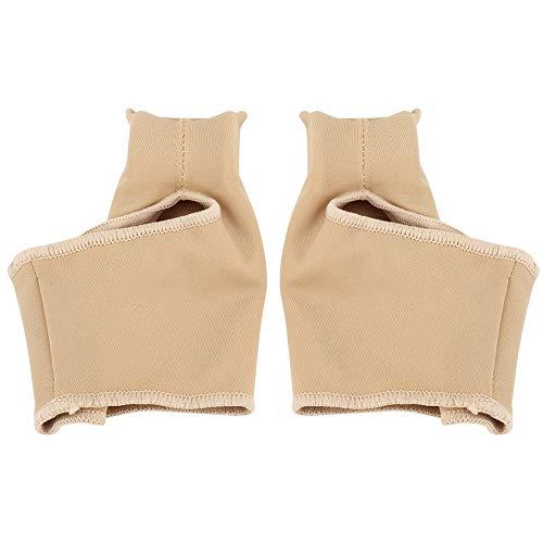 Taidda- Corrector de juanetes, Separador de Dedos Antideslizante y Agradable para la Piel, corrección Moderada del Cuidado de los pies para los Dedos(L Code (41-46))