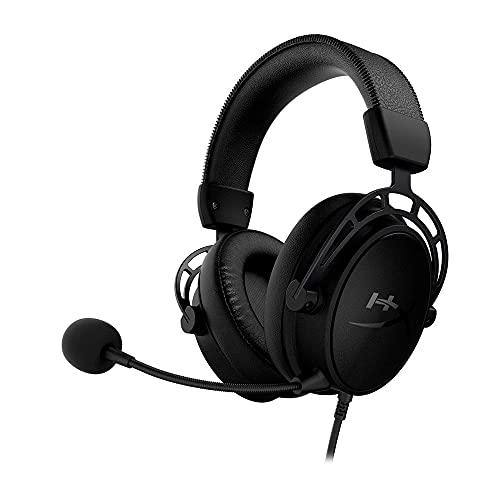 Fone Ouvido Gamer Cloud Alpha S HyperX Preto/Headset (HX-HSCAS-BK/WW/para jogos/para gamers