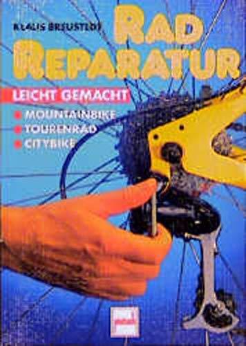 Radreparatur leicht gemacht, Mountainbike, Tourenrad, Citybike