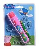 Simba Light Projector Peppa Pig-Proyector de luz, Color 1. (109262386)
