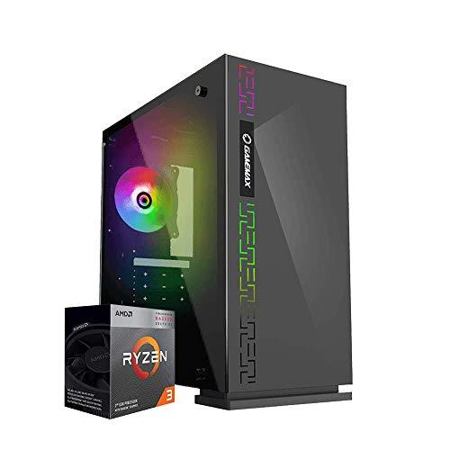 Pc gaming ryzen 3,scheda video radeon™ vega 8,Ram 8gb ddr4,Ssd 240 Gb,Alimentatore 80 plus,Desktop/Wi Fi Hdmi Pc game gaming ready Pc desktop gaming assemblato