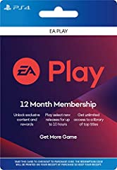 EARLY TRIALS: Try new EA games before launch day. Your progress carries over if you decide to buy. MEMBER DISCOUNTS: 10% off EA digital in-game purchases; including Ultimate Team and Apex Coins. VIDEO GAME SUBSCRIPTION: A great value! DOZENS OF GAMES...