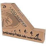 Stunt-Tretroller von Land Surfer® – Flammen - 8