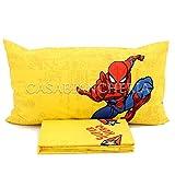 Juego de sábanas Marvel Caleffi Spiderman Hero
