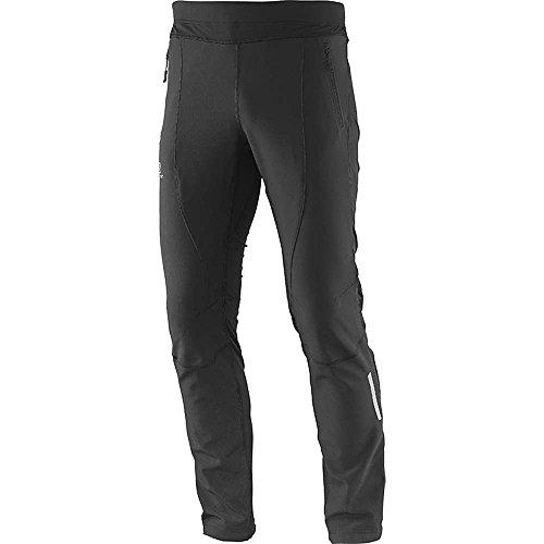 Salomon Momemtum Softshell-Jacke M - Hose für Herren, Farbe Schwarz, Größe XL