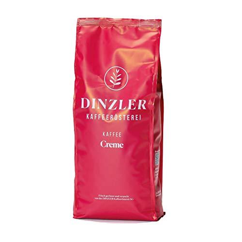 Dinzler Kaffeerösterei Kaffee Creme Café Créme 1000g Bohne