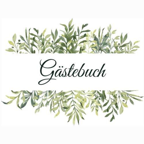 Gästebuch: Gästebuch Hochzeit, Junggesellinnenabschied, Polterabend / Gästebuch für Haus, Hotel,...
