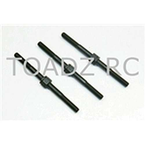 Front Steering Tie Rods: Ultra GT/W-GT, SCRT10, Nexx