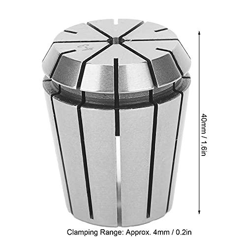 Mandril de torno CNC, pinza de resorte de mandril de máquina de grabado para accesorios de repuesto para suministros industriales