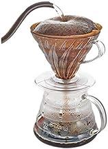 ماكينة تحضير القهوة بالتقطير في60 بلاستيك مع وعاء تقديم زجاجي متدرج