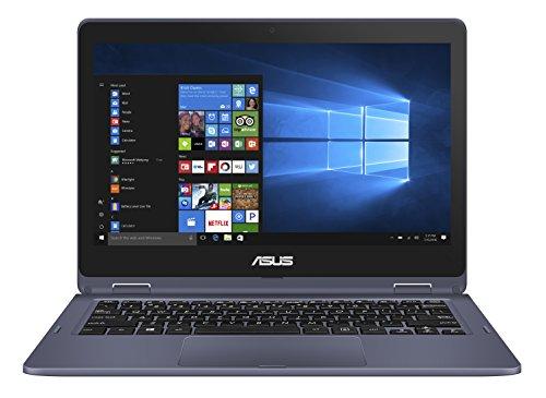 ASUS VivoBook Flip TP202NA-EH007T notebook/portatile Nero Ibrido (2 in 1) 29,5 cm (11.6') 1366 x 768 Pixel Touch screen 1,10 GHz Intel Celeron N3350