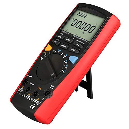 Multimeter Digital Multi Tester Elektrotester Tragbare Voltmeter Amperemeter Ohmmeter AC-DC-Spannung für das Gerätereparaturen Heimwerker-Bastlern
