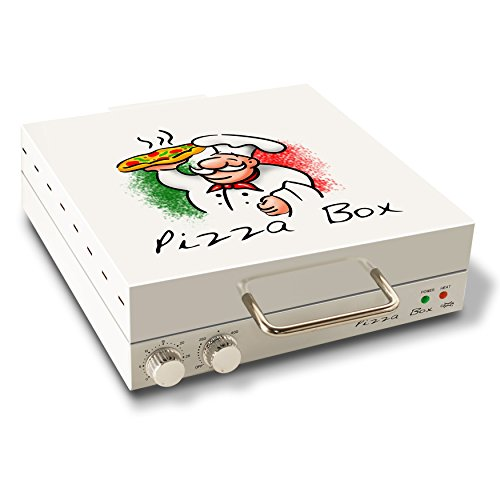 CuiZen PIZ-4012 Pizza Box Oven, Medium, White