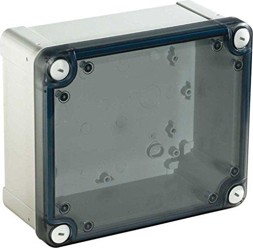 Schneider elec pue - pbo 11 10 - Caja industrial policarbonato 341x291x128 tapa transparente