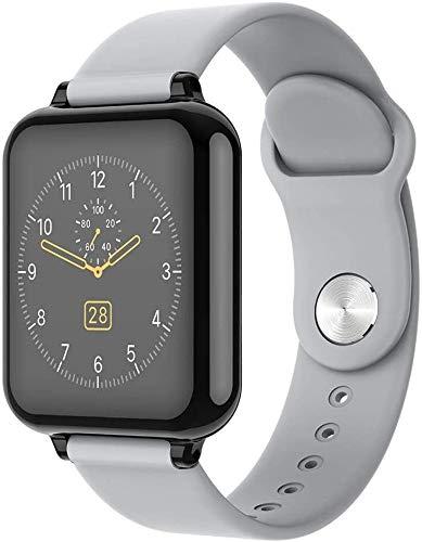 Tracker Fitness Rastreador de ejercicios, pantalla en color pulsera inteligente, monitor de presión arterial del ritmo cardíaco, Bluetooth impermeable reloj, Android 4.4 del sistema, Ios 9.0 y superio
