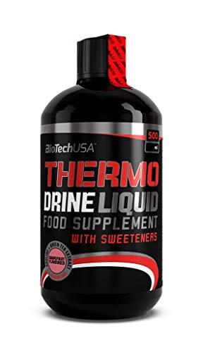 3 x Biotech USA Thermo Drine Liquid, 500ml Flasche (3er Pack)