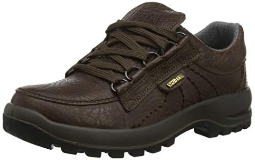 Grisport Unisex-Erwachsene Kielder Shoe Trekking-& Wanderhalbschuhe, Braun (Brown 0), 44 EU