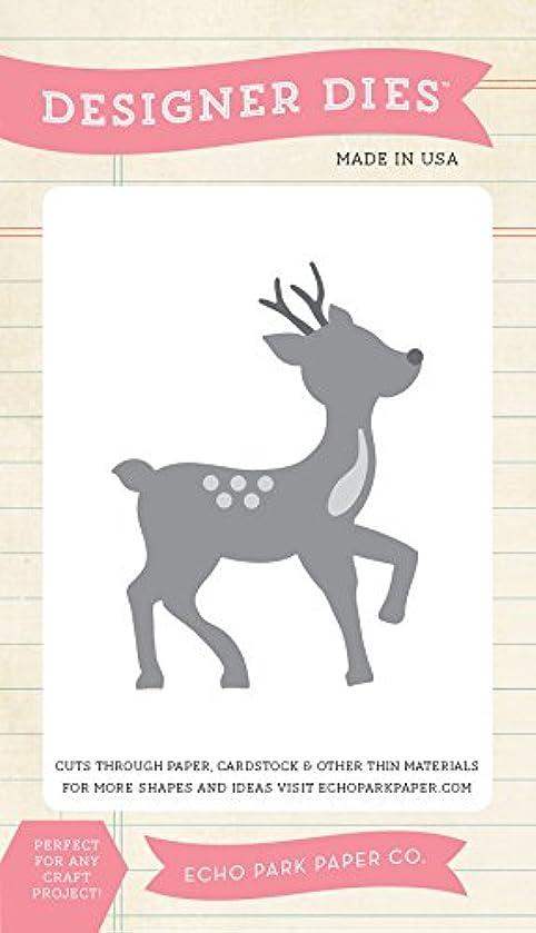 Echo Park Paper Company Red-Nosed Reindeer Die Set