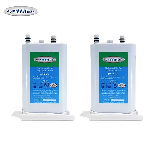 Aqua Fresh WF275 Water Filter, Replacement for WF2CB (2 Pack)