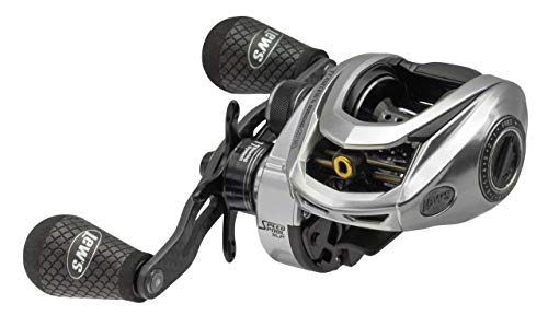 Lew's Team Lews HyperMag SLP 8.3:1 Right Hand Baitcast Reel