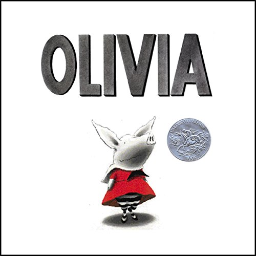 Olivia audiobook cover art