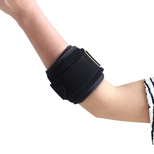 WY-Elbow Coderas para tendinitis - Vendaje neuromuscular, férula para Codo - Alivio para el Dolor del Codo de tenista de Golf - para Hombres y Mujeres