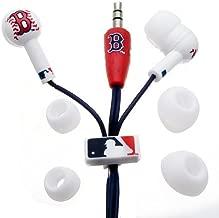 Nes Group Boston Red Sox Mlb Logo Baseball Earbuds