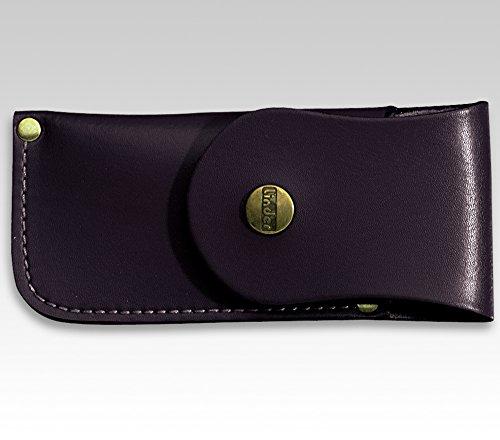 Taschenmesser-Etui schwarz