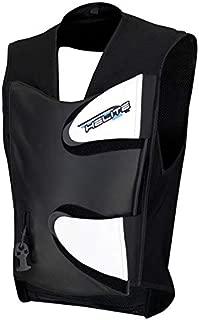 HELITE Unisex-Adult GP Air Motorcycle Track Airbag Vest (Black, Large)