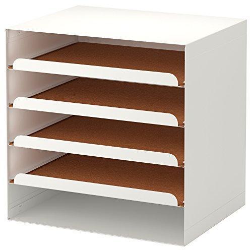 IKEA(イケア) KVISSLE 80203956 レタートレイ, ホワイト